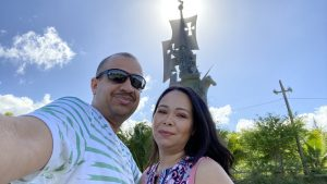 Estatua de Cristobal Colon